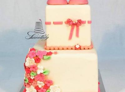 torta battesimo by smoothly