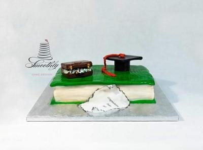 laurea in economia torta by smoothly